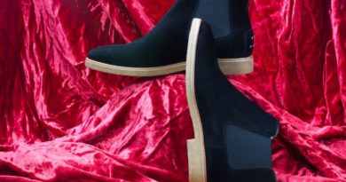 Chelsea topánky nielen pre ňu, ale aj pre neho