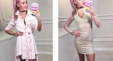 Dámska móda a štýlové šaty