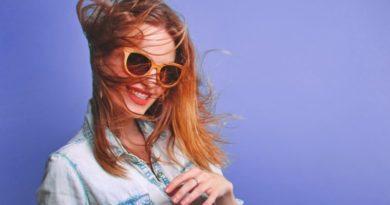 Ako šel čas so slnečnými okuliarmi
