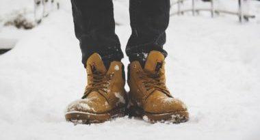 Aké topánky nie sú vhodné do snehu?