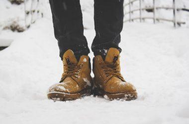 boty do sněhu