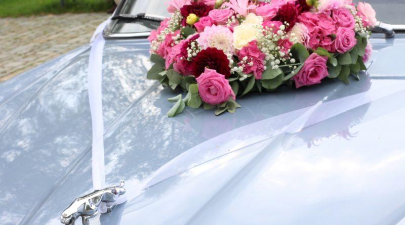 Plánujete svadbu? Nezabudnite ozdobiť autá