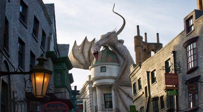 Rady a tipy na cestu za Harry Potterom