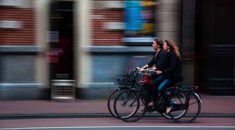 Tipy pre bezpečnú jazdu na bicykli