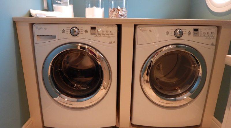 výběr nové pračky