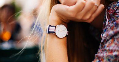 Ako vybrať dámské hodinky?