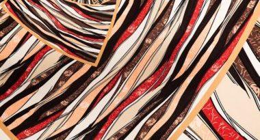 Ako nosiť indiánske vzory