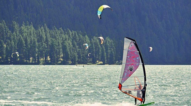 Kiting je šport, ktorý vám dá slobodu počas celého roka